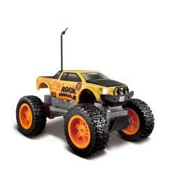 Maisto Τηλεκατευθυνόμενο R/C Tech Rock Crawler Junior - 2 Σχέδια 81162B 090159811626