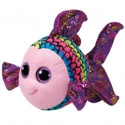 ty Beanie Boos Flippy - Multicolored Fish Med Plush 23Cm 1607-37150 008421371501