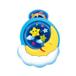 Toys-shop D.I Yingdi Toys Bed Ring Παιχνίδι Κούνιας Με Μουσική JM029147 6990317291472