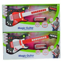 Toys-shop D.I Yingdi Toys Κιθάρα Ηλεκτρονική Παιδική Σε Κουτί - 2 Σχέδια JM029528 6990317295289