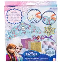Group Operation Disney Frozen Mosaic Jewellery Set E-DFR-1064 5055114296646
