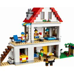 LEGO Creator Οικογενειακή Έπαυλη 31069 5702015867931