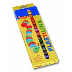 JOVI Πλαστελίνη 15Χρ.X15gr Διάφορα Χρώματα 226.90-15 8412027001038