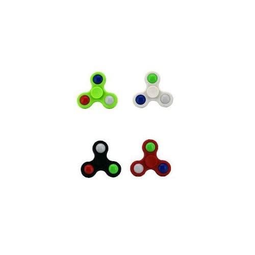 GLOBO Figdet Spinner 7.5X7.5X2.5 Led 4 Colours 3 Minutes - 4 Χρώματα 38423 8014966384236
