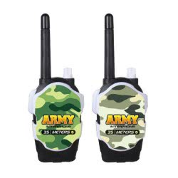 Toys-shop D.I Yingdi Toys Walkie Talkies Use 3*Aa Battery(Not Included) JT006354 6990317063543