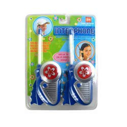 Toys-shop D.I Yingdi Toys Walkie Talkies With Light Not Include Battery JT006008 6990317060085