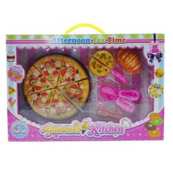 Toys-shop D.I YINGDI TOYS GOURMET KITCHEN PLAY SET JU036744 6990317367443