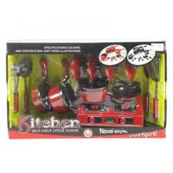 Toys-shop D.I YINGDI TOYS ΣΕΤ ΜΑΓΕΙΡΙΚΑ ΣΚΕΥΗ JU037380 6990317373802