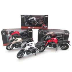 Toys-shop D.I Yingdi Toys 1:12 Free Wheel Die-Cast Motorcycle JI038361 6990317383610