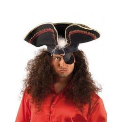 CLOWN Καπέλο Τσόχινο Πειρατή Ιππότη Τρικω 70568 5203359705687