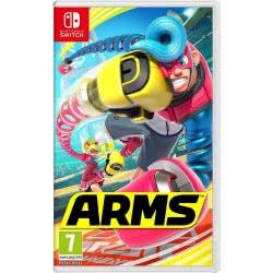 Nintendo Switch Arms 045496420369 045496420369