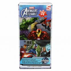 Group Operation AVENGERS 3D ΠΑΖΛ TOWER BOX 2X24τμχ E-AVE-5565 5055114309964