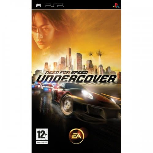 EA GAMES PSP Need Undercover 5030943067377 5030943067377