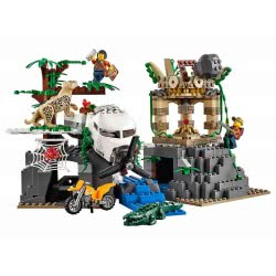 LEGO City Jungle Exploration Site 60161 5702015866286