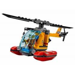 LEGO City Τοποθεσία Εξερεύνησης της Ζούγκλας 60161 5702015866286