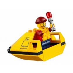 LEGO City Διασωστικό Υδροπλάνο 60164 5702015866316