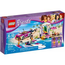 LEGO Friends Andreas Speedboat Transporter 41316 5702015866453