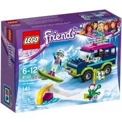 LEGO Friends Εκτός Δρόμου Όχημα Στο Χειμερινό Θέρετρο - Snow Resort Off-Roader 41321 5702015866538