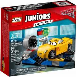 LEGO Juniors Προσομοιωτής Αγώνα της Κρουζ Ραμίρεζ 10731 5702015868259