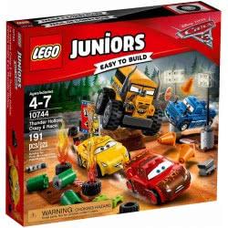 LEGO Juniors Αγώνας Στην Πίστα Ταχύτητας Θάντερ Χόλοου 10744 5702015868822