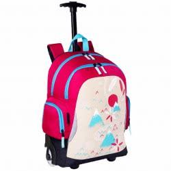 Bodypack Bdpack Σακίδιο Trolley Mountains Με Φωτιζόμενα Ροδάκια 205.21601 3291230216010