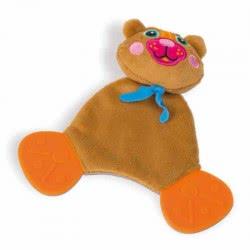 Oops Easy Doudou Γάτα Και Αρκούδα - 2 Σχέδια 49122 4006149491224