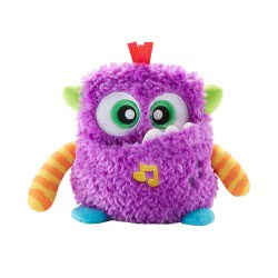 Fisher-Price Giggles N Growls Monster Plush DYM88 887961417777