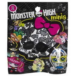 Mattel Monster High Minis-Σακουλάκι Σειρά 2 FCB75 887961446715