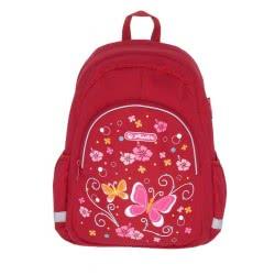 herlitz Kids Προσχολικό Σακίδιο Butterfly 50008001 4008110548333