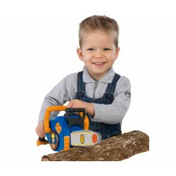Smoby Bob The Builder Chainsaw Toy 360133 3032163601333