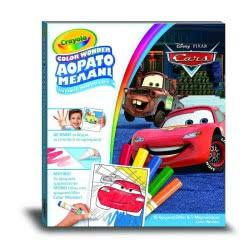 Crayola Color Wonder Cars Αόρατο Μελάνι 12787.6900 8056379041573