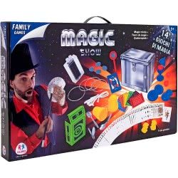 GLOBO Board Magic Games With 14 Accessories 37831 8014966378310