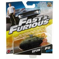 Mattel Hot Wheels Diecast Αυτοκινητάκια Fast And Furious FCF35 / ASST 887961449303