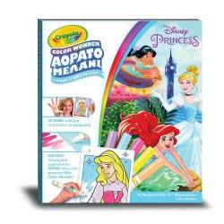 Crayola Color Wonder Disney Princess 12785.6900 8056379041542