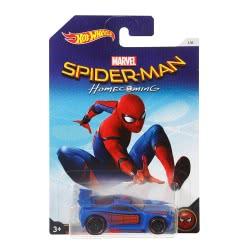 Mattel Hot Wheels Diecast Αυτοκινητάκια Spiderman 1:64 - 6 Σχέδια DWD14 887961379433
