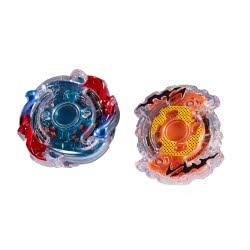 Hasbro Beyblade Burst Dual Pack Roktavor And Nepstrius B9491 / B9496 5010993339884