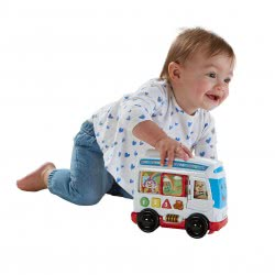 Fisher-Price Fisher Price Laugh Και Learn Learn Around Town Bus FHF00 887961521368