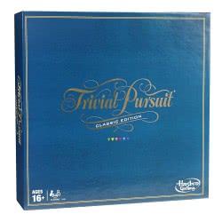 Hasbro Trivial Pursuit Game: Classic Edition C1940 5010993389520