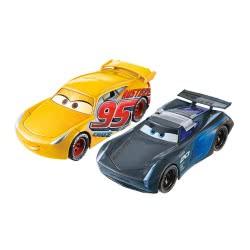Mattel Cars 3 Flip To The Finish Cruz Ramirez And Jackson Storm Vehicles FCX95 887961461992