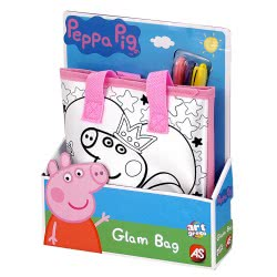 As company Peppa Glam Bag Painting Set 1080-05159 5203068051594