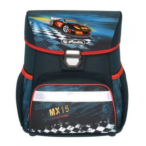acc79c7f7a herlitz Σχολική Τσάντα Loop Super Racer 50008025 4008110548425