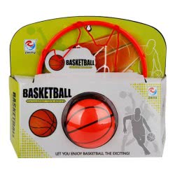 Toys-shop D.I Yingdi Toys Μπασκέτα Σετ Με Μπαλίτσα Basket Ball Board JS050362 6990317503629