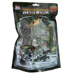 Toys-shop D.I Yingdi Toys Φανταράκια Military Playing Set JY051476 6990317514762