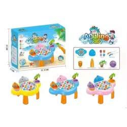 Toys-shop D.I Yingdi Toys B/O Ηλεκτρονικό Παιχνίδι Ψαρέματα - 3 Χρώματα JB051495 6990317514953