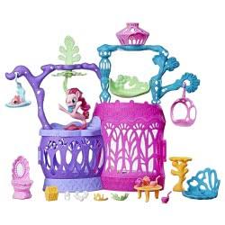 Hasbro My Little Pony The Movie Seashell Lagoon Σετ Παιχνιδιού C1058 5010993365555