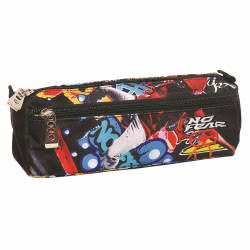 NO FEAR Skater Barrel Pencil Case 347-29140 5204549099449