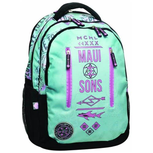 6615acc1bdb Maui and sons MAUI EXPLORE PRIMARY SCHOOL BAG 339-66031 | Toys-shop.gr