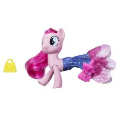 Hasbro My Little Pony The Movie Pinkie Pie Land Και Sea Fashion Styles C1826 5010993388417