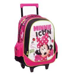 GIM Minnie Icon Primary School Trolley 340-58074 5204549099081