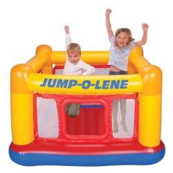 INTEX Φουσκωτό Τραμπολίνο Πάρκο Jump-O-Lene 48260 078257482603
